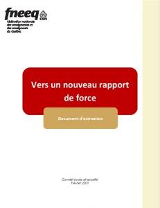 FNEEQ-2013-Vers-un-nouveau-rapport-de-force