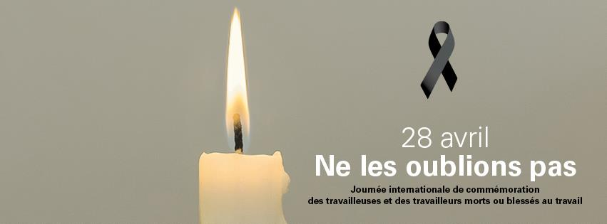 Journée internationale Travalleurs morts