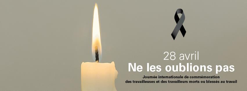 Journée internationale Travalleurs morts